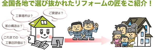 優良工事店ネットワーク紹介